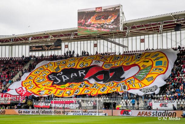 supporter foot eredivisie
