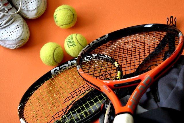 illu tennis raquette balles