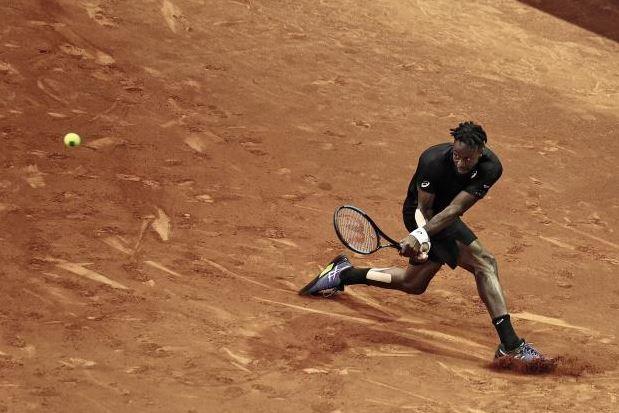 gael monfils tennis 2021