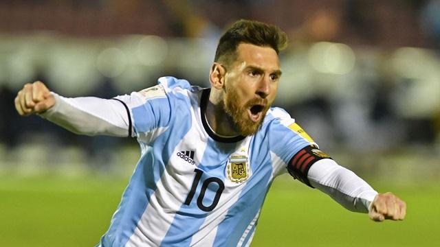 lionel messi joueur foot argentine