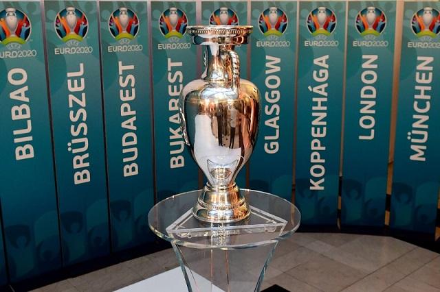 trophée euro 2021