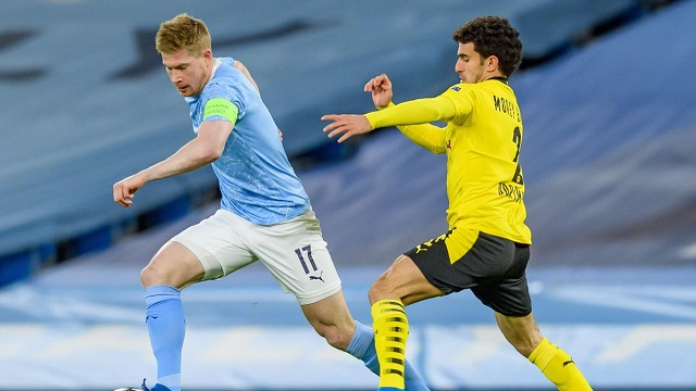 pronostic dortmund manchester city ldc foot