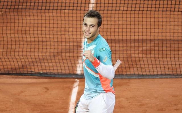hugo gaston joueur tennis