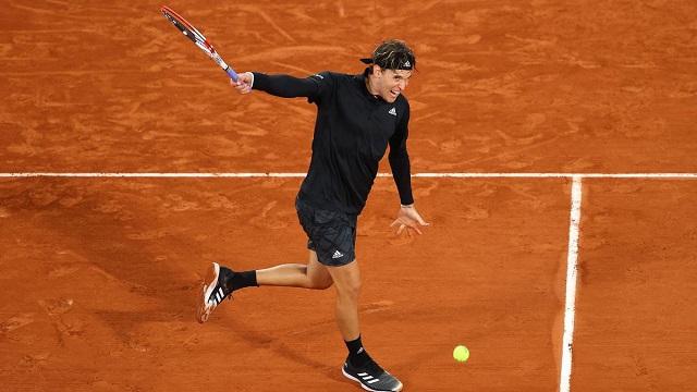 dominic thiem joueur tennis