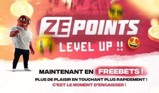 zebet zepoints paris gratuits